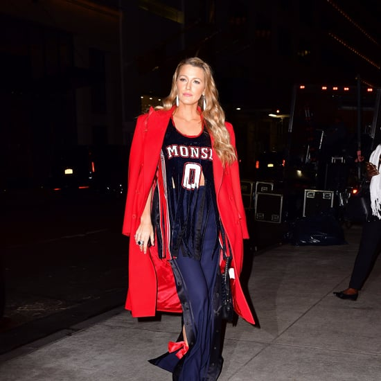 Blake Lively's Monse Jersey at All I See Is You Premiere