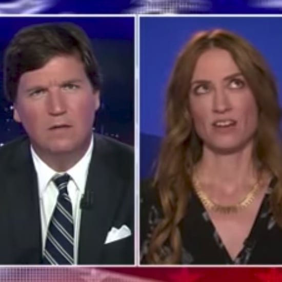 Tucker Carlson Interviews Witch About Trump on Fox News