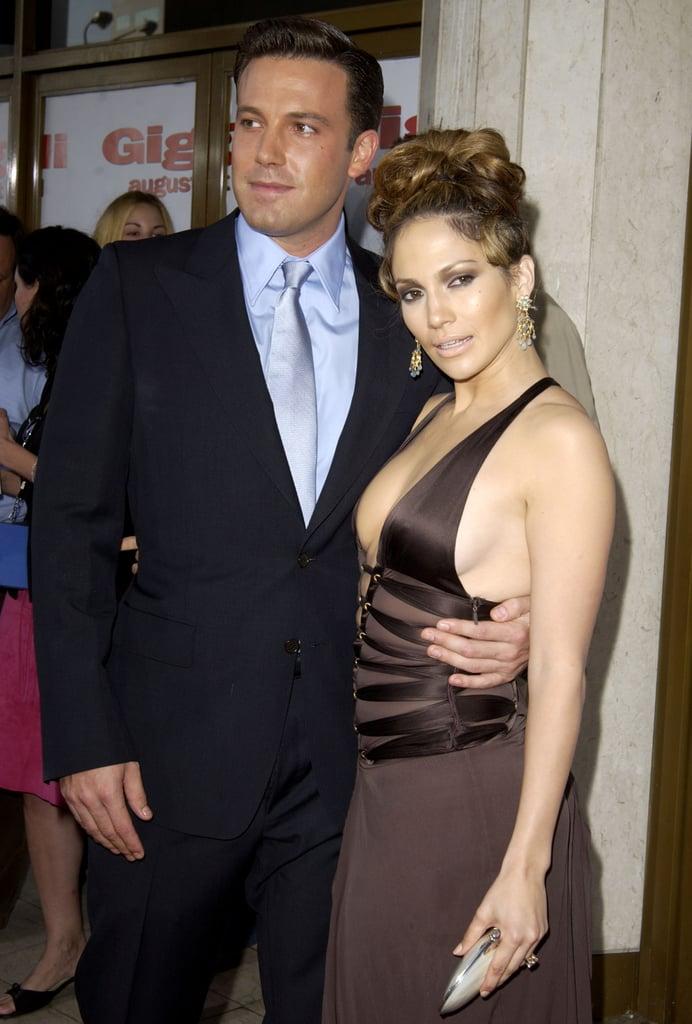 September 2003: Ben and Jennifer Call Off Their Wedding