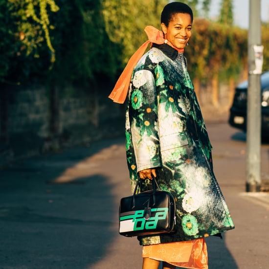 Milan Fashion Week Street Style Spring 2019