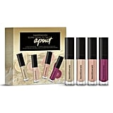 bareMinerals Four-Piece Mini Moxie Plumping Lipgloss Collection