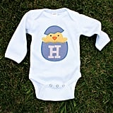 Tracy Scott Designs Easter Onesie