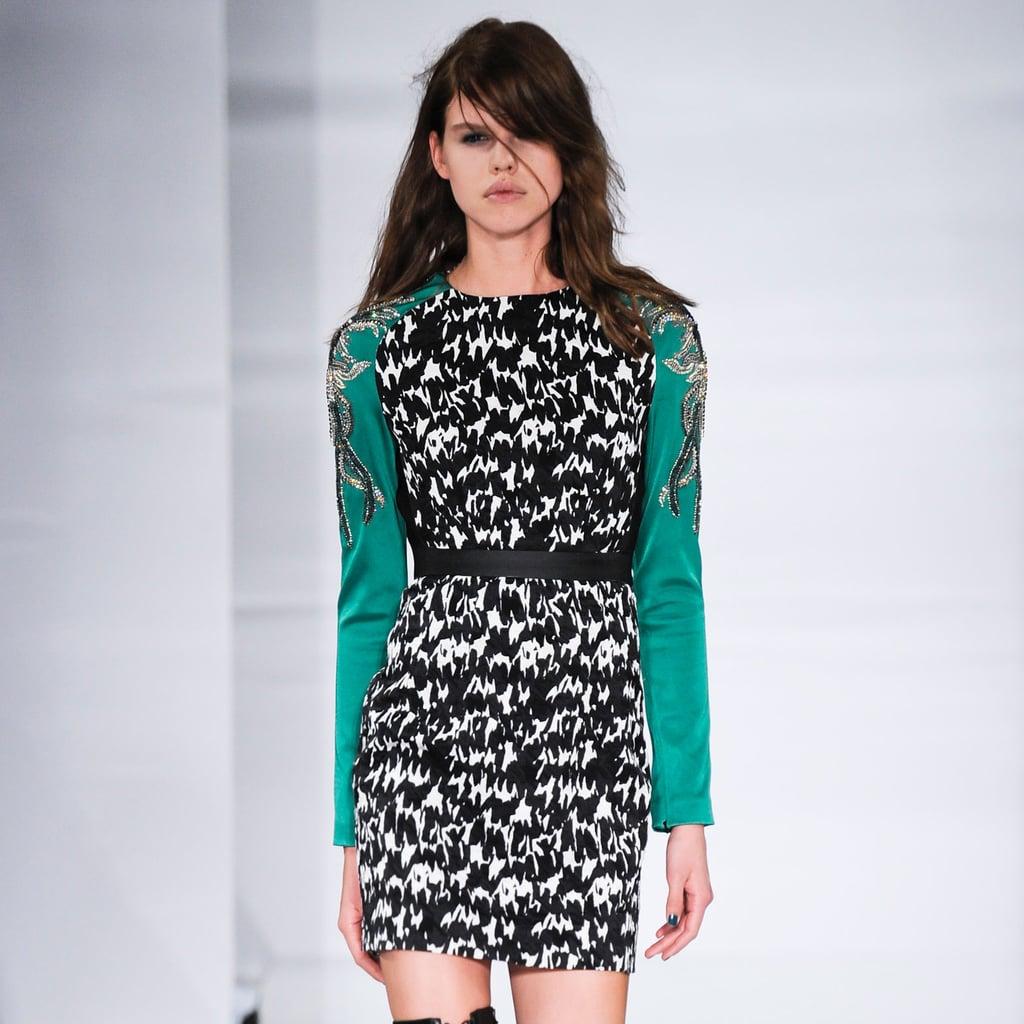 Antonio Berardi Fall 2014 Runway Show   London Fashion Week