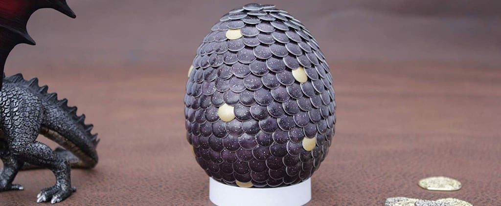 Game of Thrones Gender Reveal Dragon Egg