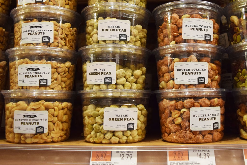 Mixed Nuts ($3 and up)