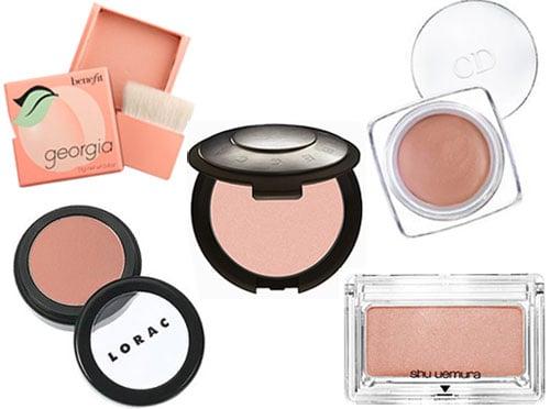 BellaSugarUK's Top Five Peach Blush Picks