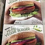 Hi-Protein Veggie Burger