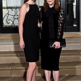 Julianne Moore and Daughter at New York Fashion Week 2016