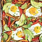 Sheet-Pan Breakfast Fajitas