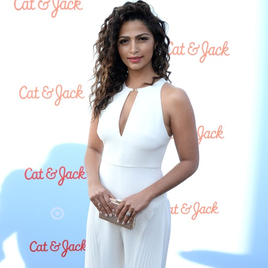 Camila Alves Wearing White Summer 2016
