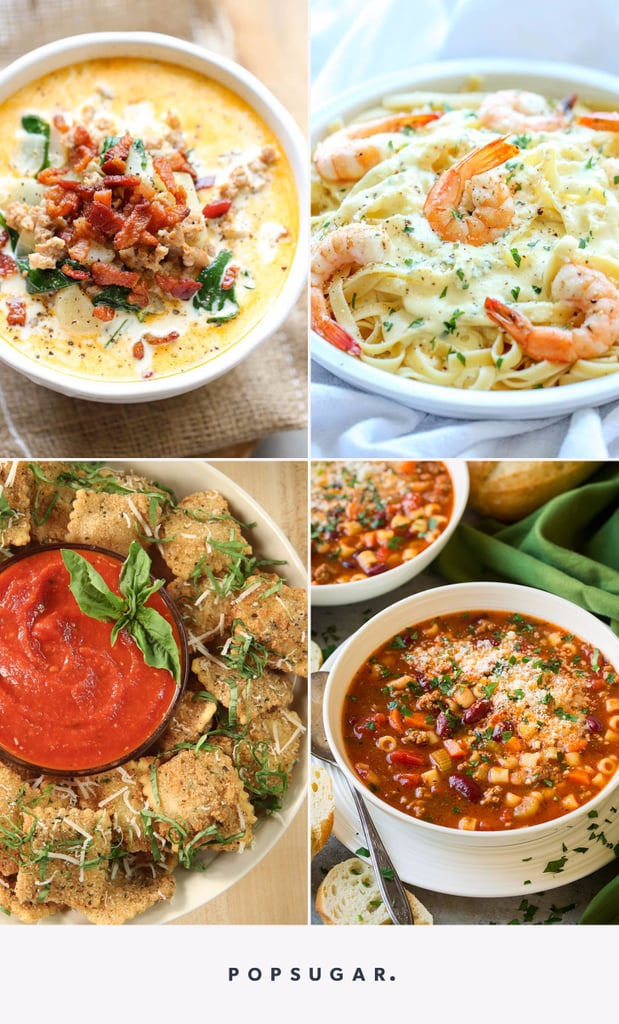 16 of Your Favorite Olive Garden Dishes — Hacked!