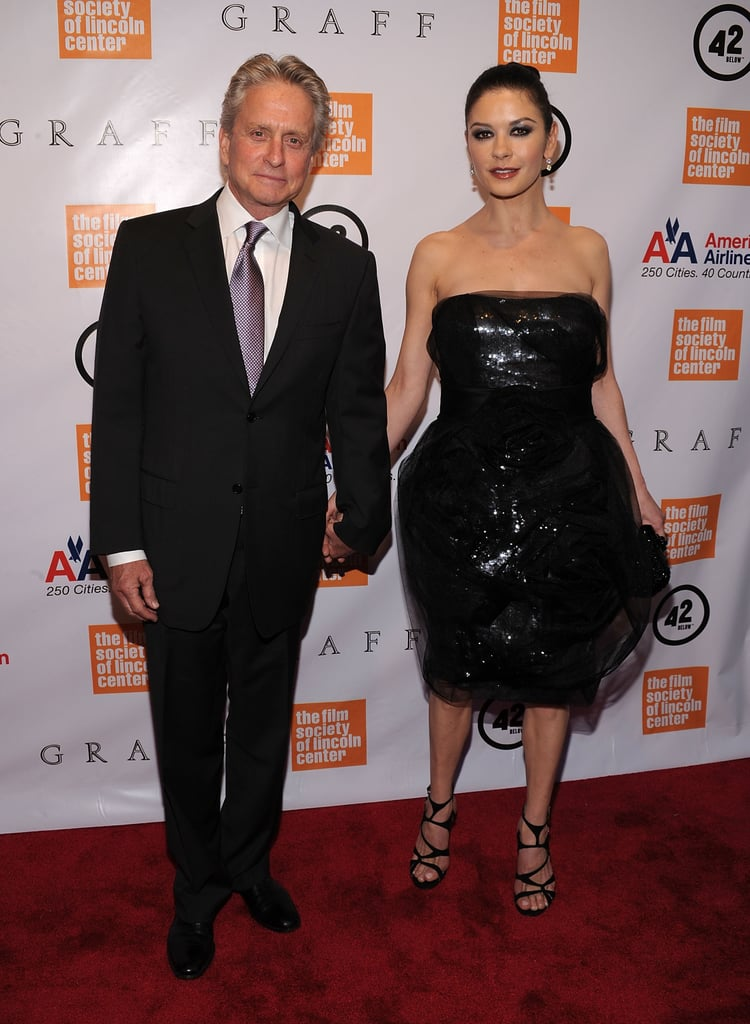 Pictures of Michael Douglas Gala Event