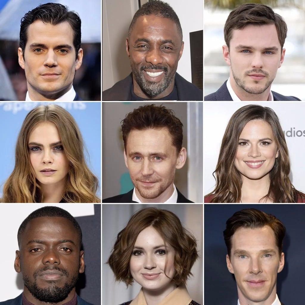 Britische Stars