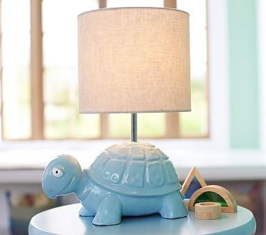 Margherita Missoni Ceramic Turtle Complete Lamp