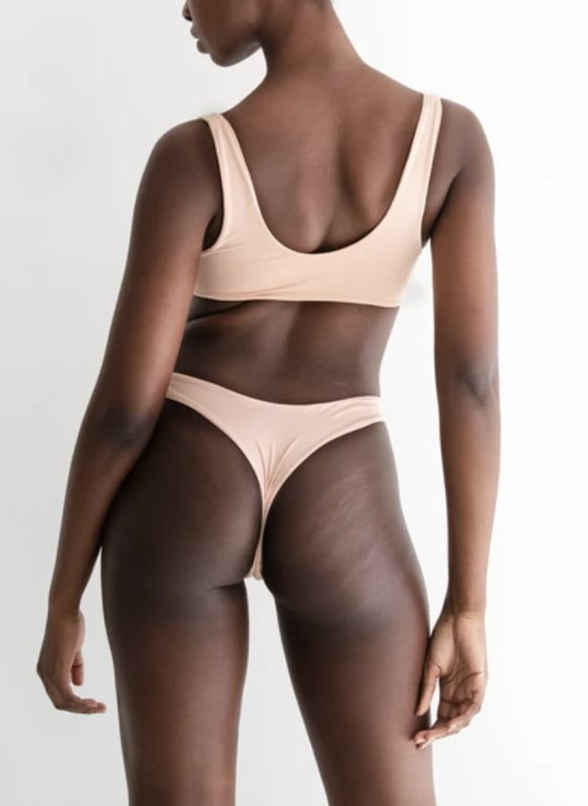 The The Kenzie Bottom ($65) comes in many different colors for all the combinations you dream of.