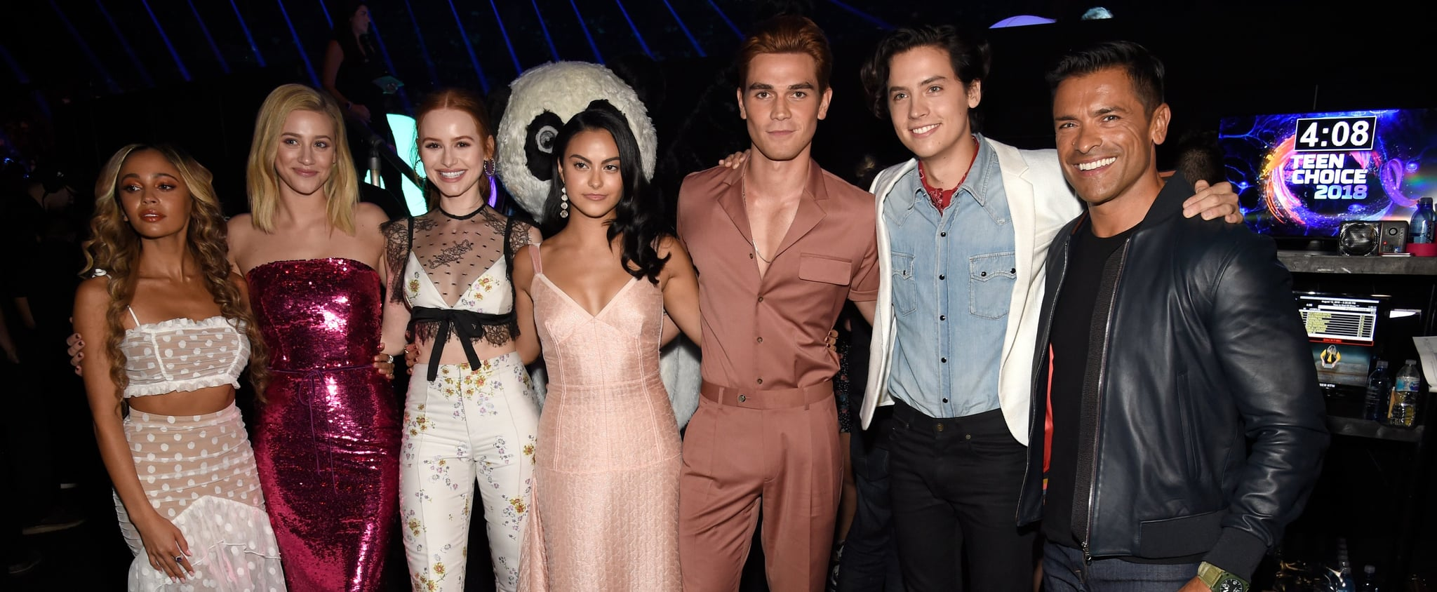 Best Pictures From the 2018 Teen Choice Awards