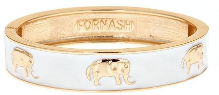 Fornash Elephant Bracelet ($25)