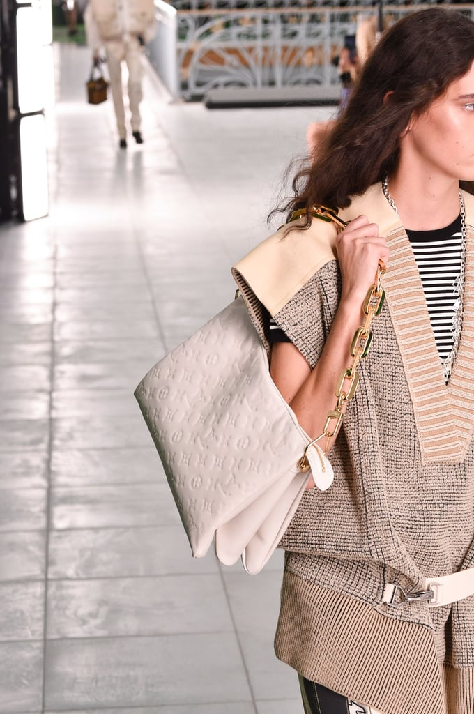 A bag from the Louis Vuitton Spring / Summer 2021 runway.