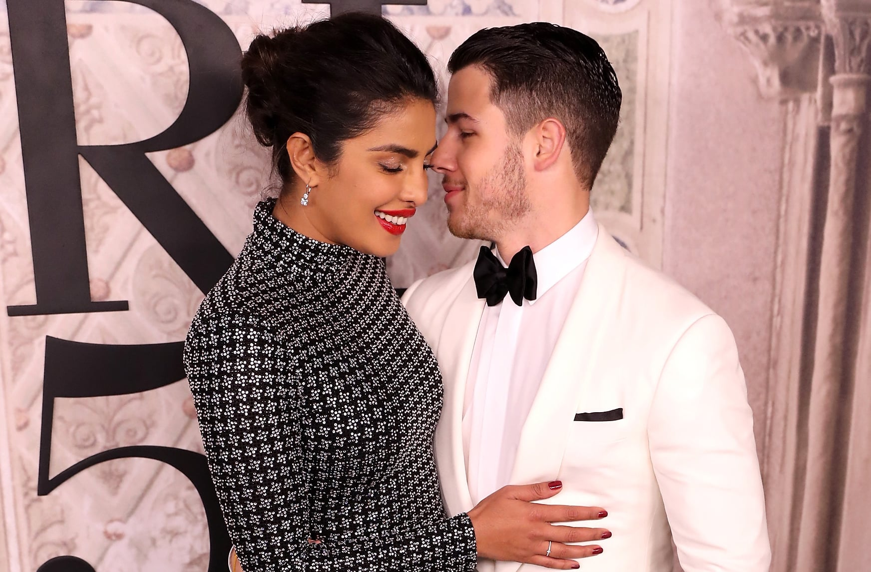 f42191c28a ... of the opposite sex, the guy is usually expected to be older, but  Priyanka Chopra is totally changing up the game. Priyanka's new husband, Nick  Jonas, ...