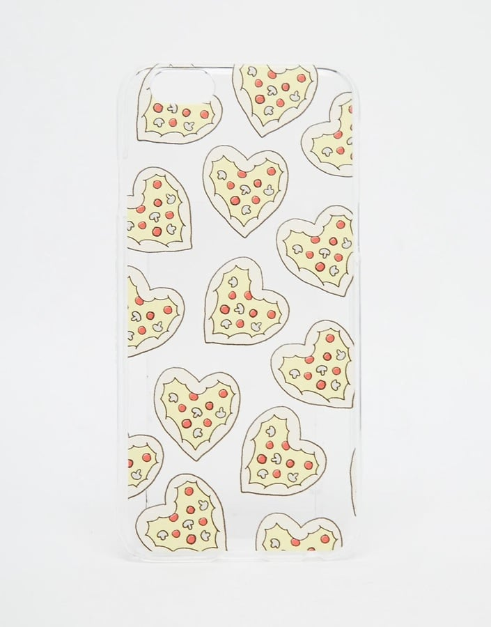 Skinnydip Heart Pizza iPhone 5c Case ($22)