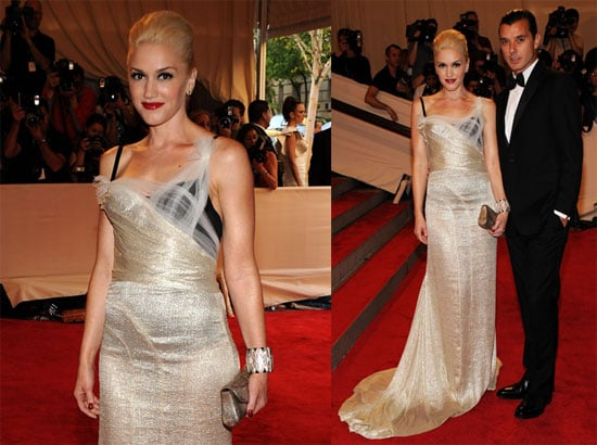 Pictures of Gwen Stefani and Gavin Rossdale at the 2010 Met Costume Institute Gala 2010-05-03 17:45:10