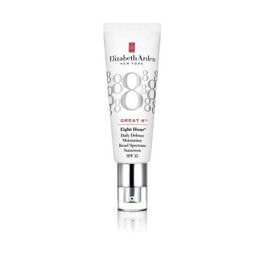 Elizabeth Arden Eight Hour Great 8 Daily Defense Moisturizer