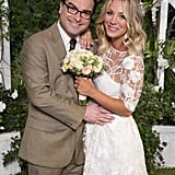 The Big Bang Theory Leonard and Penny's Wedding Pictures