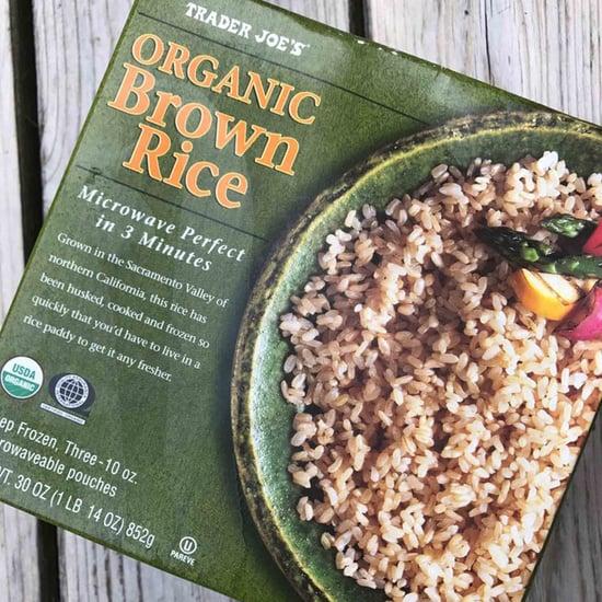 Trader Joe's Frozen Brown Rice