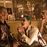 The Joker and Harley Quinn do business with Monster T (Common).
