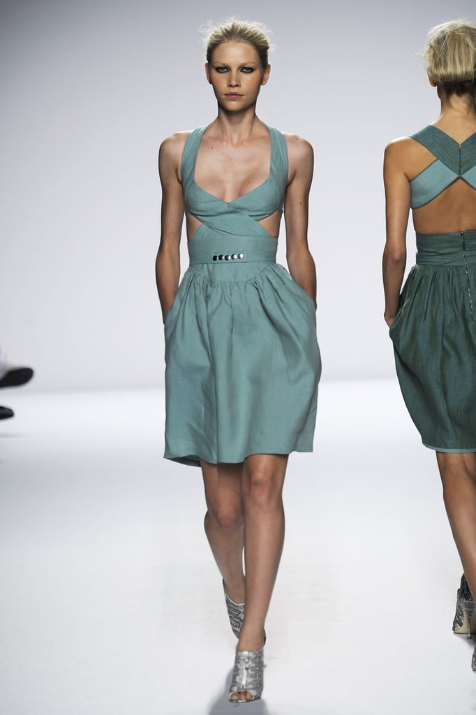 NYFW, Spring 2009: Narcisso Rodriguez