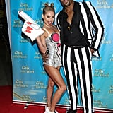 Kelly Ripa and Michael Strahan chose a pop culture costume in 2013 when they dressed as Miley Cyrus and Robin Thicke.