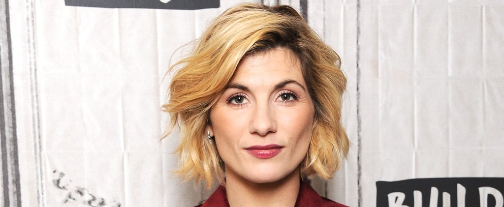 Jodie Whittaker as Doctor Who Twitter Reactions