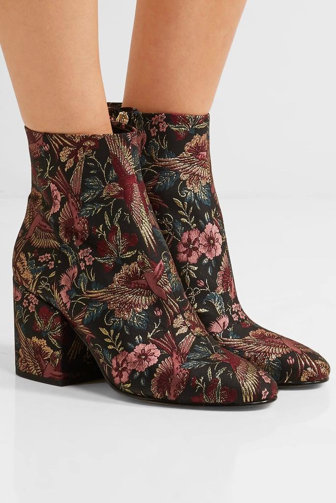 a1f8099ed9153 Sam Edelman Taye Jacquard Ankle Boots