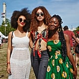 Natural Hair Inspiration | Afropunk 2016