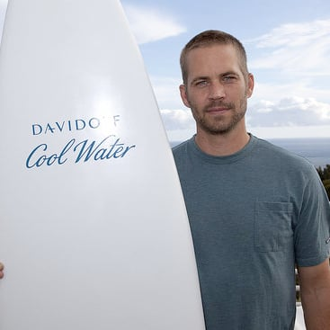 Davidoff Cool Water's Newest Face Paul Walker Talks About Being Sexy