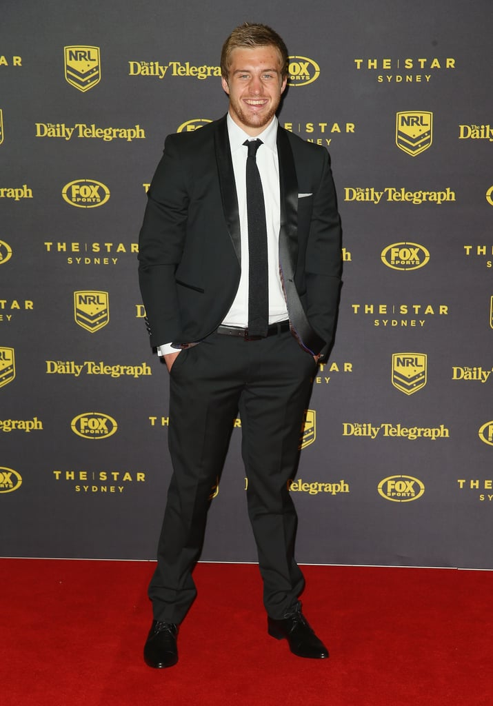 Australian Nrl Wags And Couples On 2015 Dally Ms Red