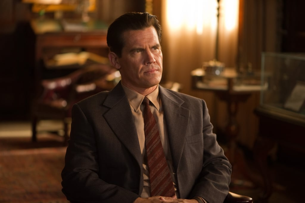 Josh Brolin in Gangster Squad.