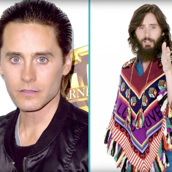 Jared Leto Guesses His Own Age Video 2017