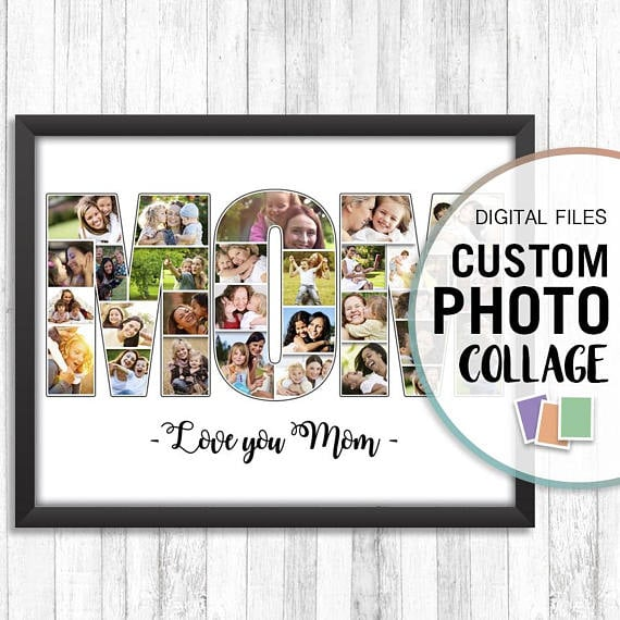 Custom Photo Collage | First Mother\'s Day Gifts 2018 | POPSUGAR ...