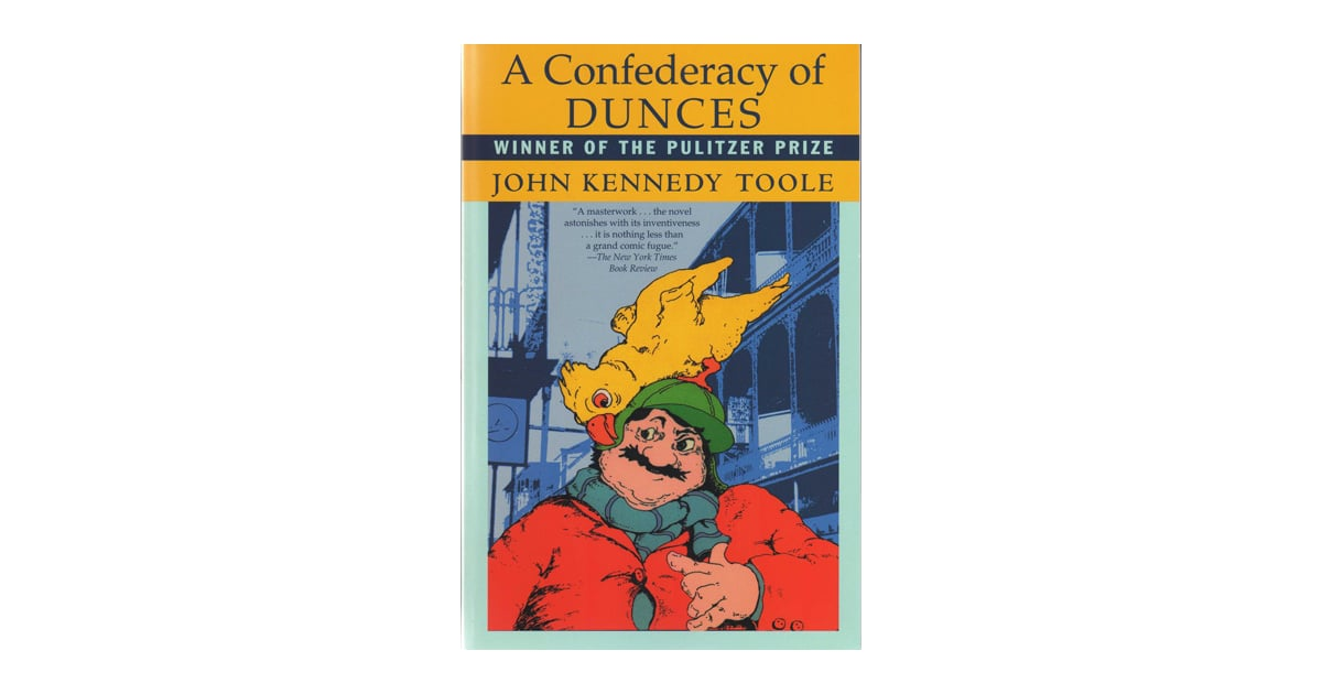a summary of a confederacy of dunces by john kennedy toole A confederacy of dunces is an american comic masterpiece john kennedy  toole's hero, one ignatius j reilly, is huge, obese, fractious, fastidious, a latter- day gargantua, a don quixote of the french  the new york times book  review.