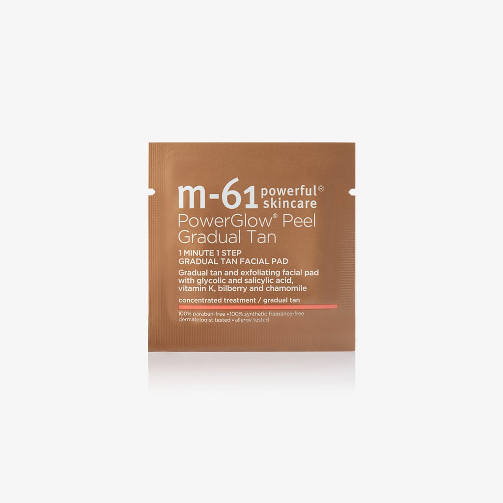 M-61 PowerGlow Peel Gradual Tan Pad