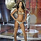 Lais Ribeiro Wore the $2 Million Fantasy Bra at the Victoria's Secret Fashion Show