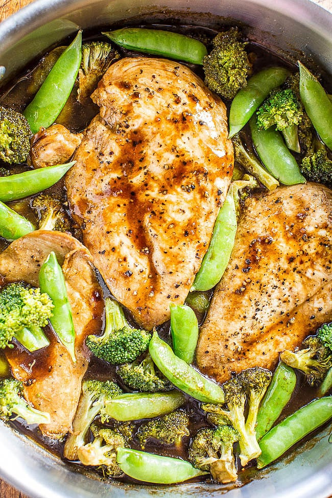 Boneless Skinless Chicken Breast Recipes  Popsugar Fitness-8435