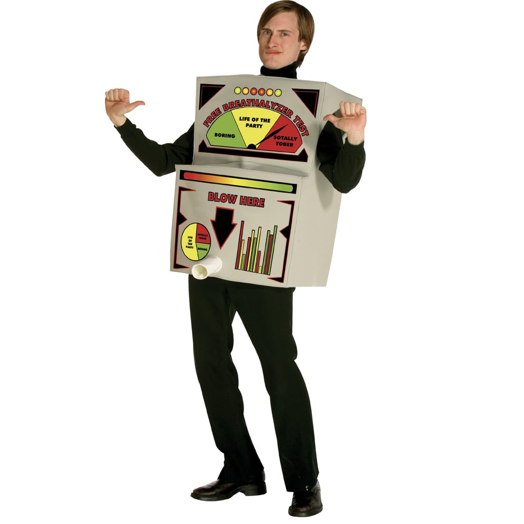 Breathalyzer | Funny Halloween Costumes For Guys | POPSUGAR