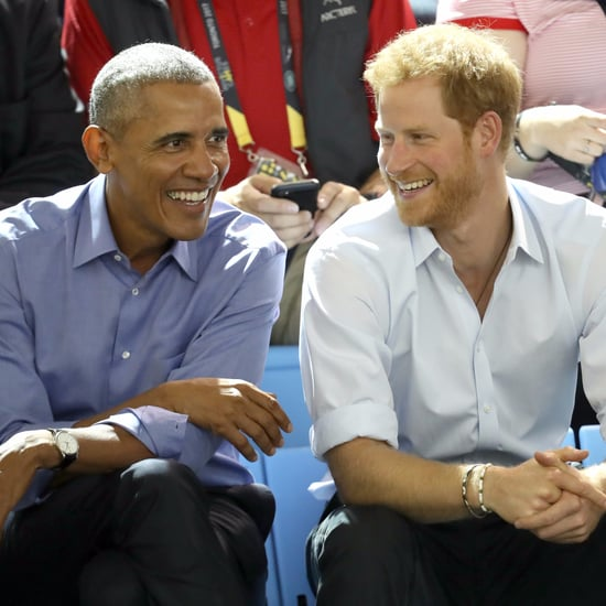 Barack Obama's Reaction to Prince Harry's Engagement