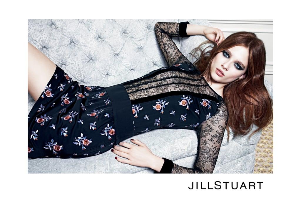 Jill Stuart Fall 2012 Ad Campaign