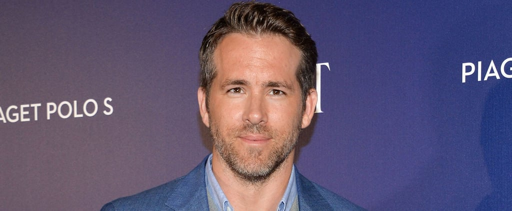 Thank God For Friday and For These Hot Red Carpet Photos of Ryan Reynolds