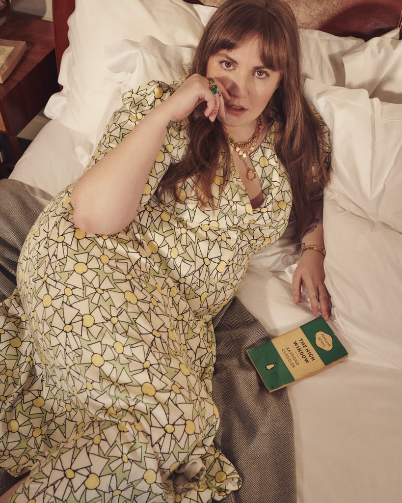 Lena Dunham Launches a Plus-Size Collection With 11 Honoré