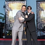 "Will Smith = 6'2"", Tom Cruise = 5'7"""