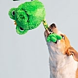 Bark Frank the Frog Dog Toy